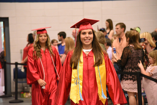 DHS Graduation 2018
