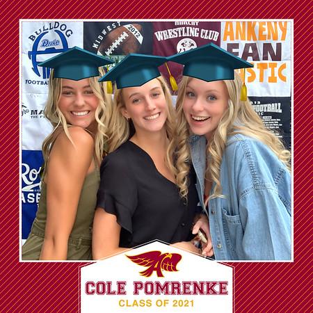 Cole's Grad Party