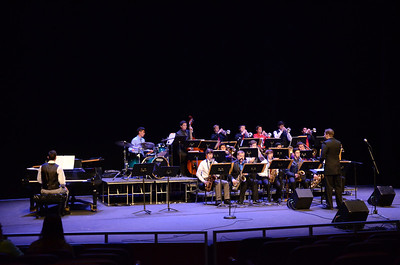Mar 22, 2014 - Jazz Band Festival @ Fullerton