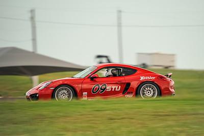 09 Red Porsche Cayman GTS