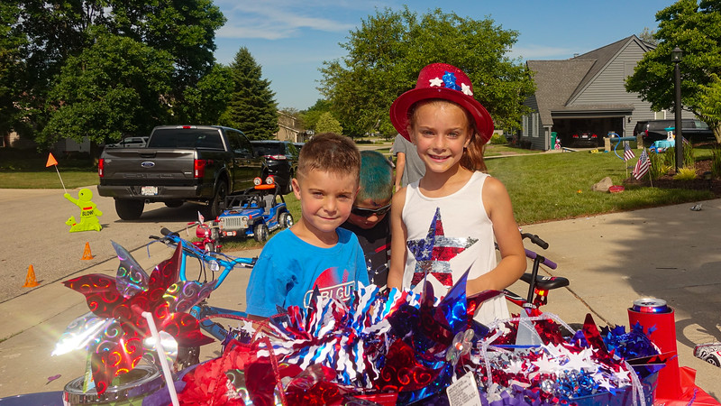 4th of July COVID 2020