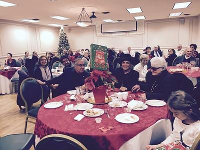 Avak Society Nativity Lunch 2016