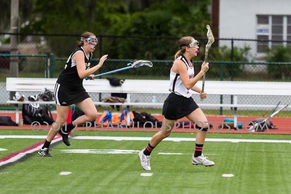 Girls JV Lacrosse