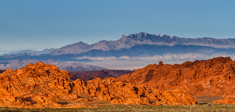 Layers of Nevada