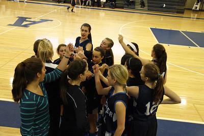GV Basketball vs Worster