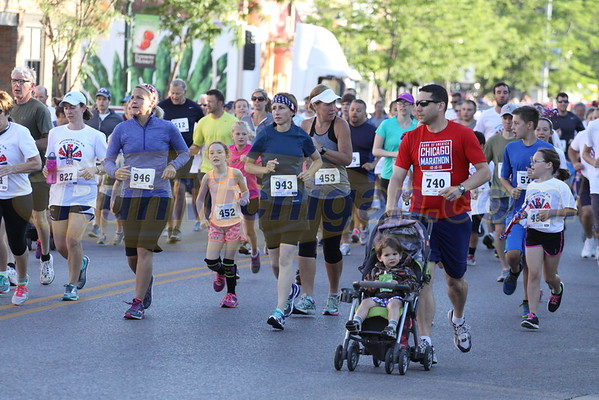 2016 BOYNE INDEPENDENCE DAY RUN - July 4, 2016