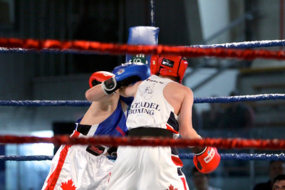 Citadel Boxing - Battle at the Arena