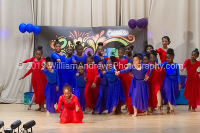 060919 SNAPCo Living Life Colorfully Performance at Martin Luther King High School