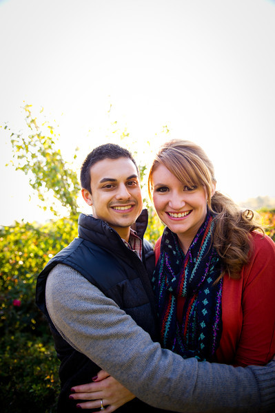 Engagement Rachel and Raj