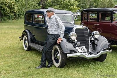 Gravenhurst Antique Car Show