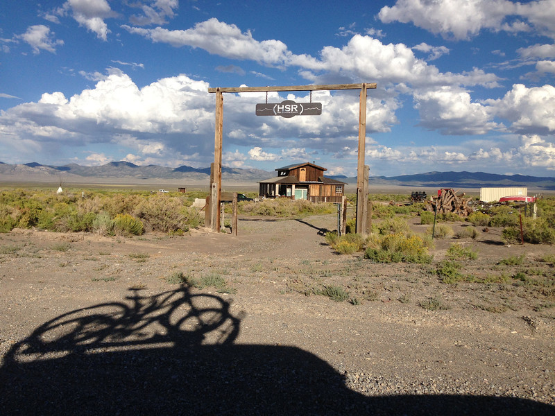 Hot Springs Ranch, Central Nevada