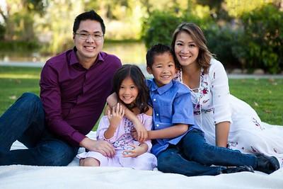 Lam Family 2018