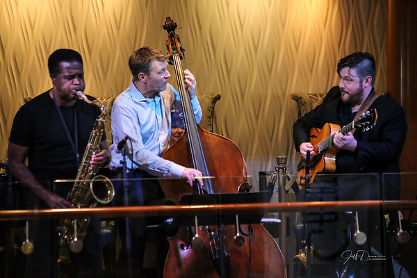 Jazz Cruise 2018 - Rickey Woodard, Martin Wind, Graham Dechter