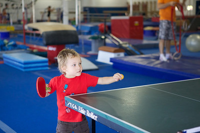 Table Tennis at EGA