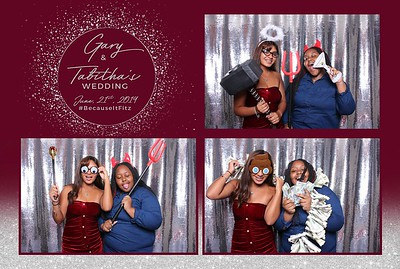 Gary & Tabitha's Wedding