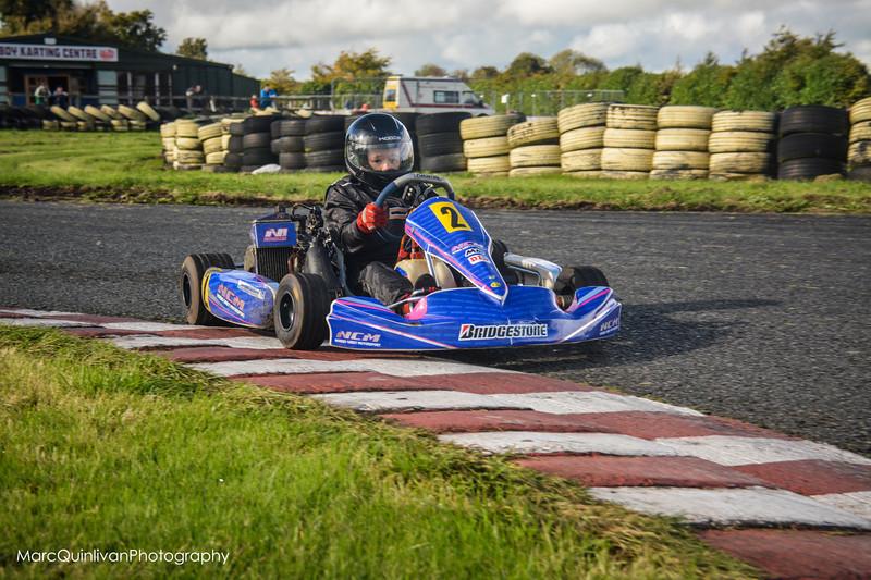 Leinster Karting Club - 2013/14 Winter Championship - Round 1