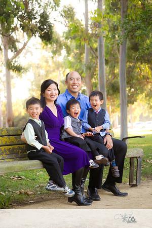 Chen Family Mini-Session