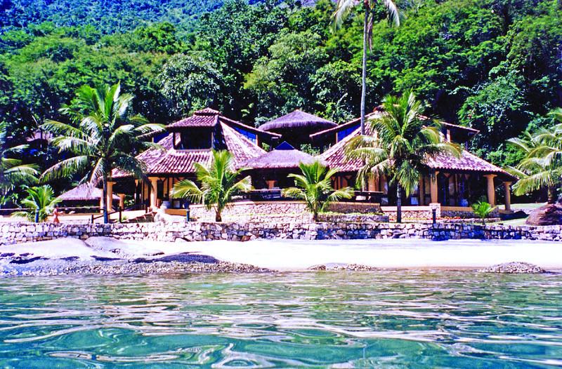 Tropical Island home, Rio de Janeiro