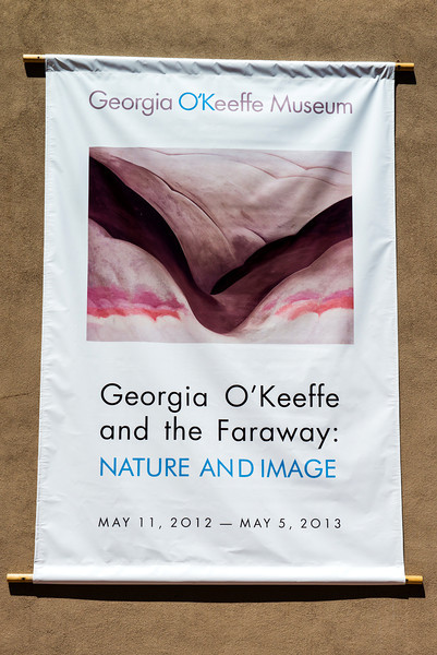 O'Keeffe Museum Members Preview