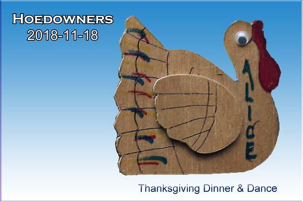 2018-11-18 HD Thanksgiving Dinner & Dance