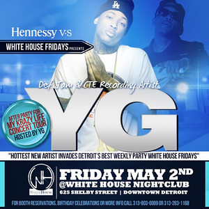 White House 5-2-14 Friday