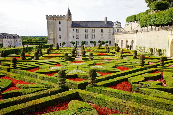 Château de Villandry - Vues exterieures