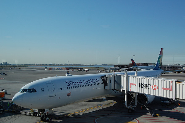 Getting To & Arriving In Cape Town, South Africa - Oct 5 - 7, 2011