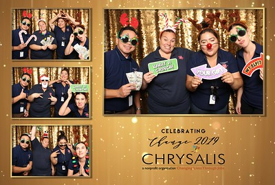 Chrysalis Holiday Party