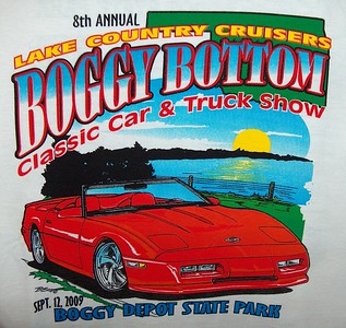 8th Annual Boggy Bottom Classic Car & Truck Show
