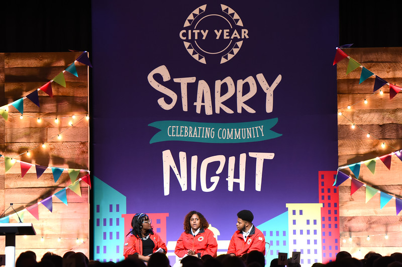 2017 City Year Boston Starry Night Annual Gala