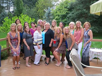 Christie Bachelorette Party 2013
