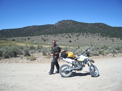 eastern sierra ride 2008