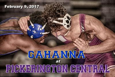 2017 Gahanna at Pickerington Central (02-09-17)