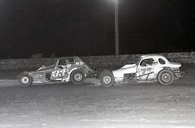 Bridgeport Speedway 1980