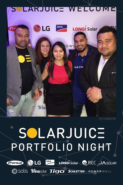 SolarJuice PORTFOLIO NIGHT 2020