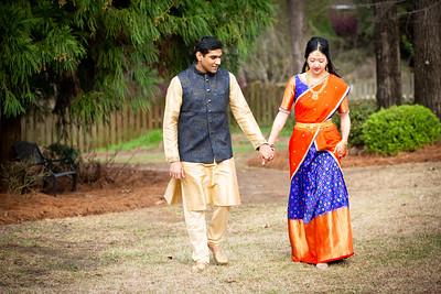 Sidhu-Lisa Engagement Highlights