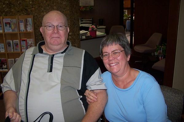 2007 Dorothy Pechal's Retirement Party