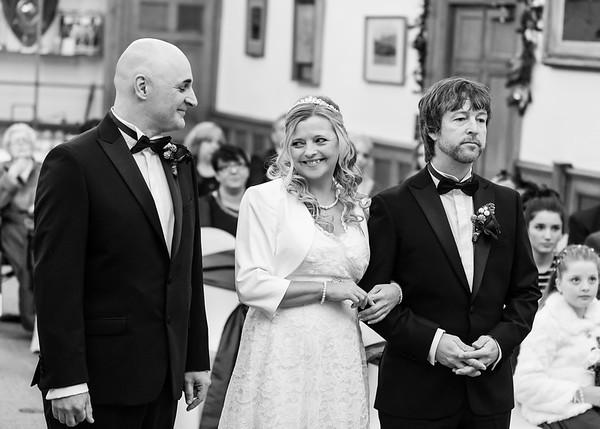 Sue & Rob wedding