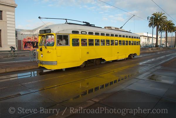 2011-03 Bay Area Transit