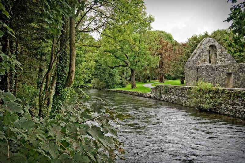 River in Cong, Ireland Cong, Ireland