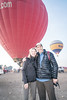 Hot air balloo ride over the Temple of Queen Hatshepsut