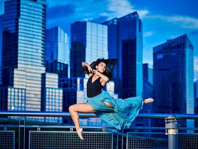 Kaila Gibson-Okunieff West Side Sunset