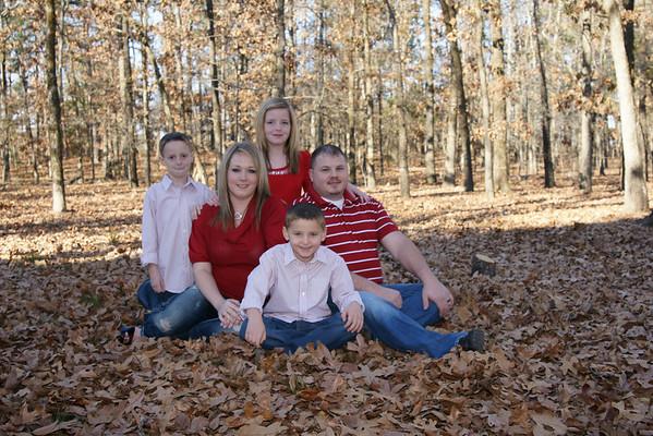Echols Family shots