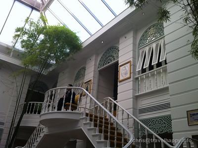 Afternoon Tea at the Authors Lounge, Bangkok Mandarin Oriental