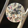 3.46ct Old European Cut Diamond GIA M, VS1 32