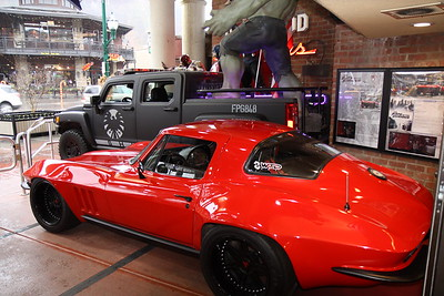 Hollywood Star Cars Museum - 2019