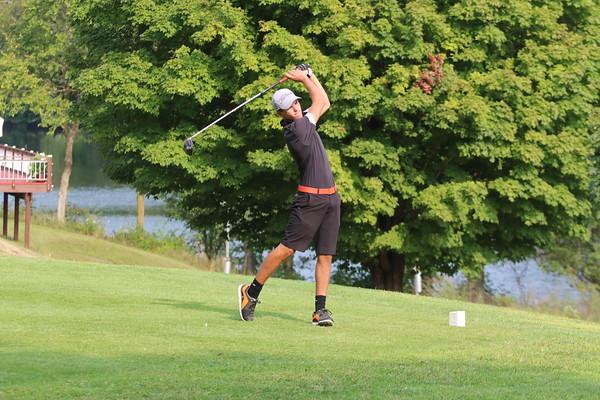 Sept. 15, 2020 - Hillsboro Boys Golf