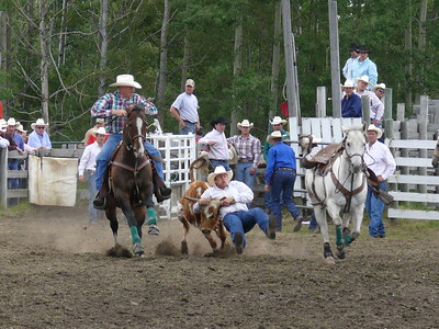 Steer Wrestling Section 1