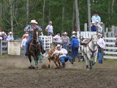 Steer Wrestling Section 1