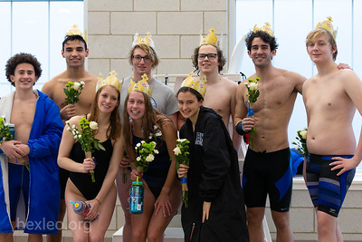 Swim Senior Day